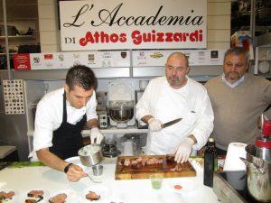Massimiliano Poggi, lo chef dalla cucina che diverte