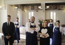 Agostino Iacobucci apre il tempio della sua cucina a Villa Zarri
