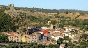 Prodotti tipici locali: il Brecciotto di Roccalbegna