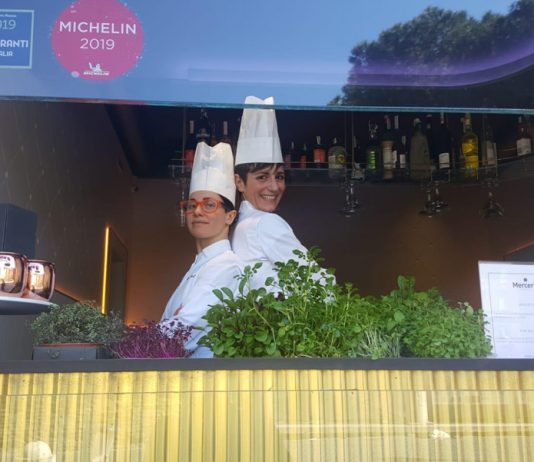 Viviana Marrocoli affianca Igles Corelli al Mercerie di Roma