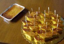 La torta di riso regina per un giorno a Palazzo Albergati