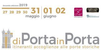 "A Ravenna ""diPortainPorta"", protagonista il Parmigiano Reggiano"