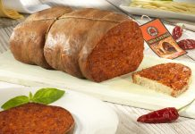 Prodotti tipici locali: la nduja di Spilinga, tipicità calabrese