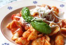 Orecchiette cacioricotta e pomodori-phAntonio Zanatta