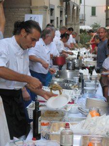 chef a Portico