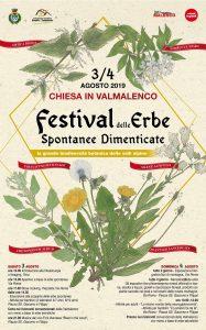 Festival delle erbe spontanee dimenticate
