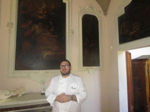 Agostino Iacobucci: lo chef