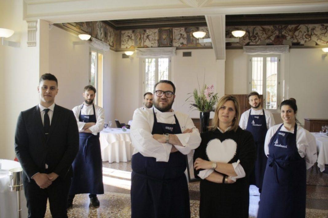 Iacobucci, principe di gusto e sensazioni nella reggia di Villa Zarri