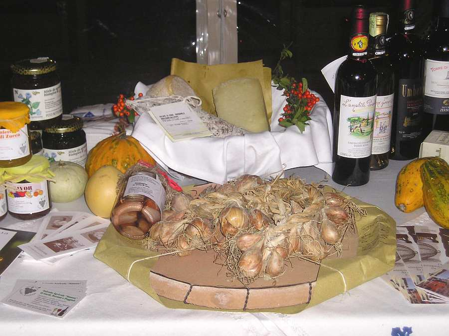 scalogno IGP Romagna