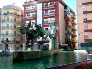 Marsala fontana del vino