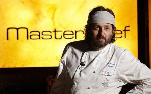 Lo chef Cristiano Tomei