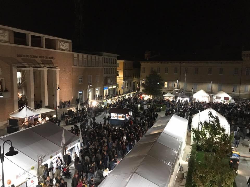 Giovinbacco 2019.- in Piazza del Popolo