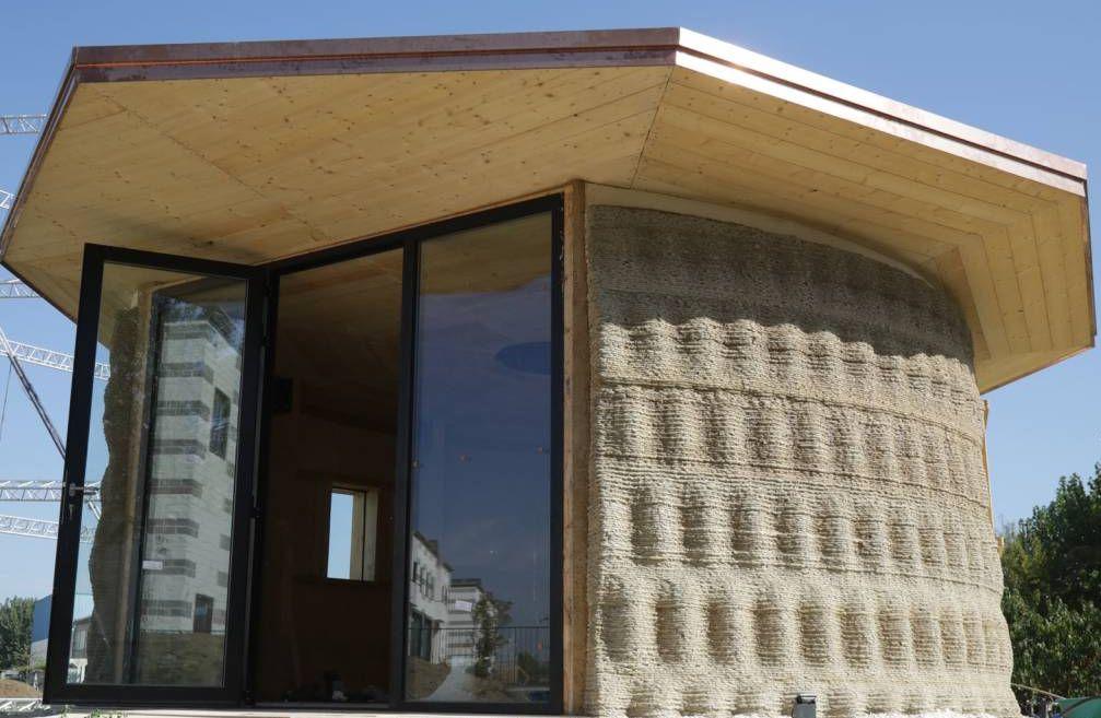 Gaia, casa stampata in 3D dalla Wasp di Massa Lombarda,