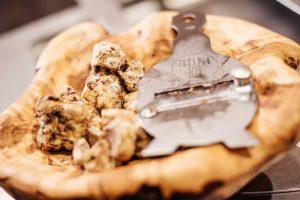 sagra del tartufo, a canterano i profumi del bosco nel piatto