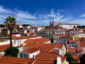 Algarve Lisbona