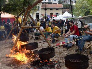 Festa Castagna Vezio