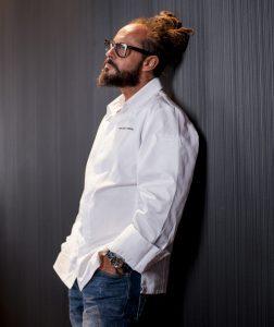 Lo chef Marcello Trentini
