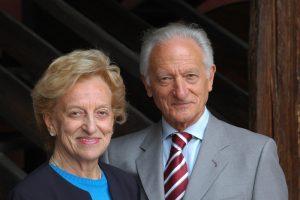 Umberto e Maddalena Raspini