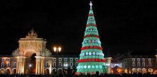 Natale a Lisbona