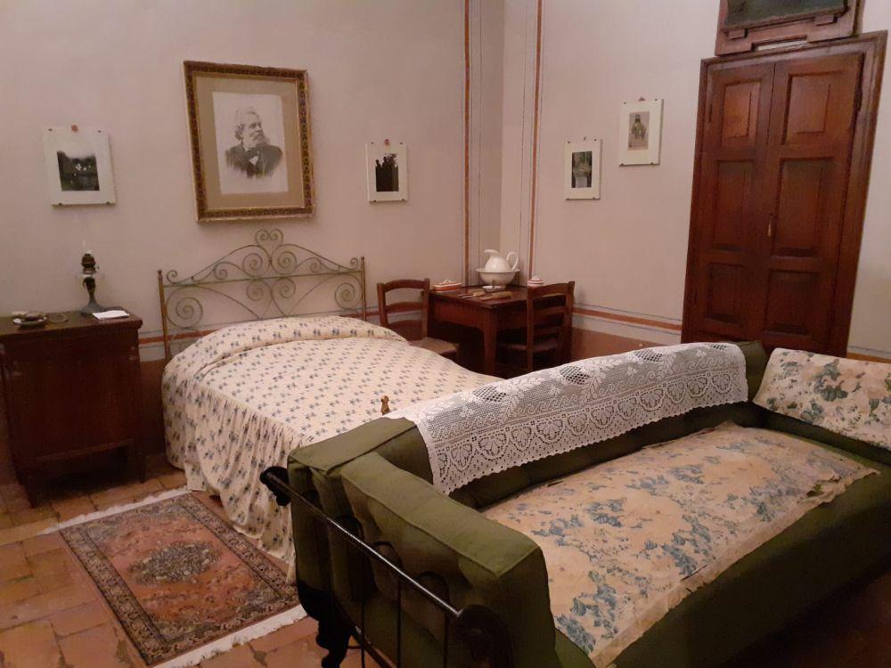 Villa Silvia - stanza Carducci