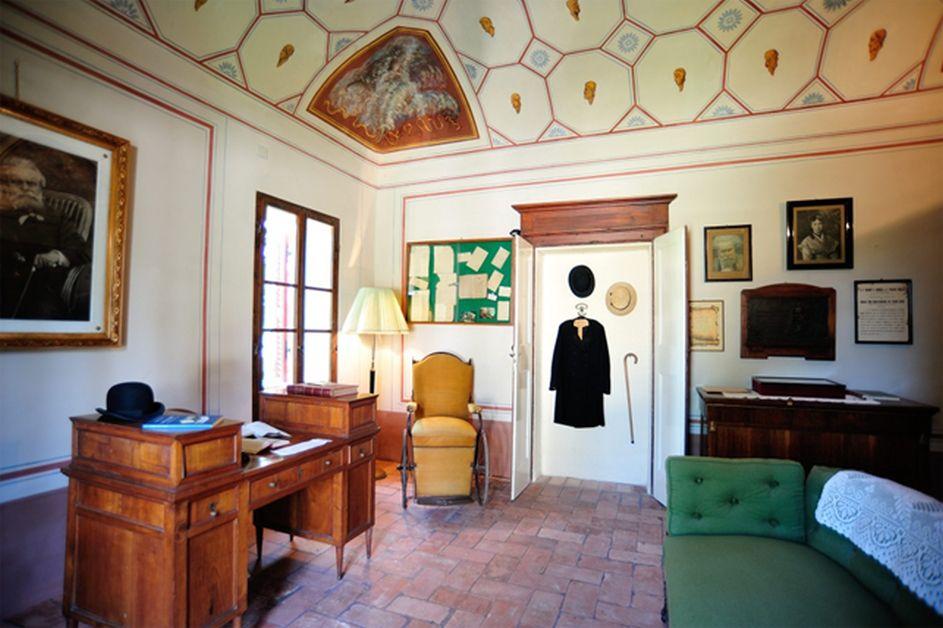 Villa-Silvia-stanza-Carducci