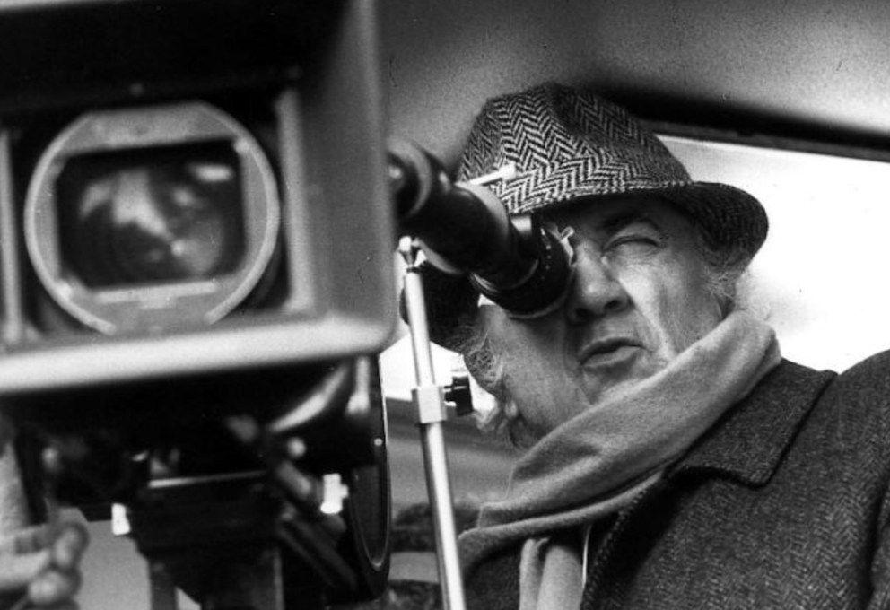 Per l'alto sale-Federico Fellini