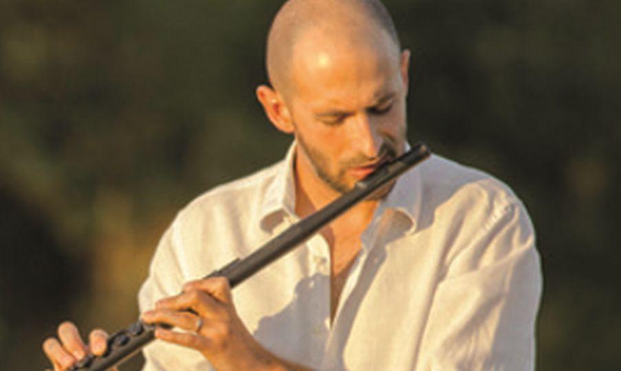 Per l'alto sale-Fabio Mina - Flauto