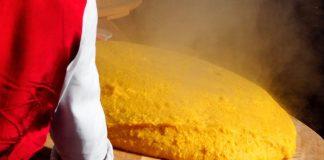 polentone di Castel di Tora