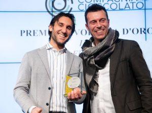 Consegna premio Tavoletta Oro 2019 a Vincenzo Maglio