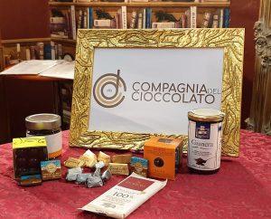 Logo di Compagnia del Cioccolato