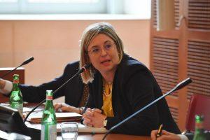 Micaela Pallini presidente e Ceo dell'azienda