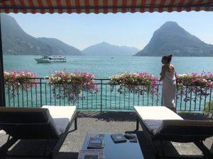 summer Lugano