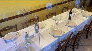 post coronavirus-al-ristorante