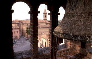 Castelleone di Suasa (sito del comune)