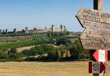 Francigena Toscana