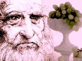 leonardo e il vino