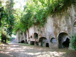tombe rupestri Sutri