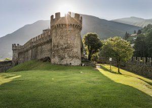 High quality-Castello Montebello-Copyrigth Switzerland Tourism - Foto Markus Buehler-Rasom