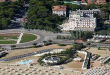 Rimini piazzale Fellini