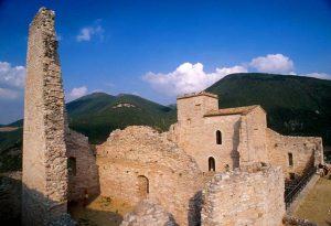 Camerinmo, rocca Da Varano