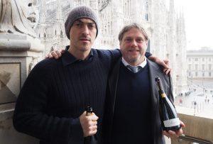 Gabriele Moratti e Gian Matteo Baldi
