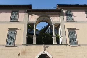 Palazzo Quadio Curzio Tirano