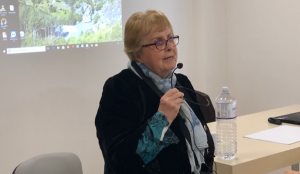 Bianca Piovano, Presidente ONAS