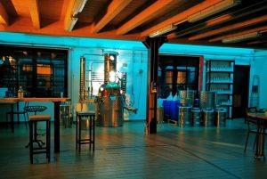 La Distilleria Friulia