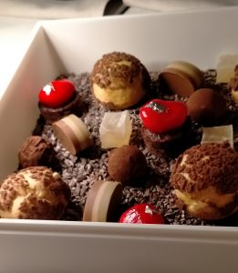 I cioccolatini della piccola pasticceria
