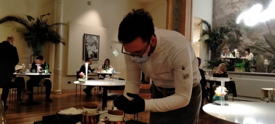Renzi, lo chef di talento de I Portici di cui sentiremo parlare a lungo