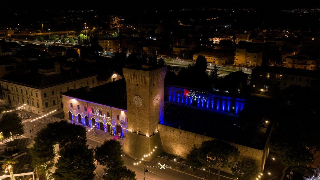 Porto Recanati, Arena B.Gigli, VediamoCineMarche