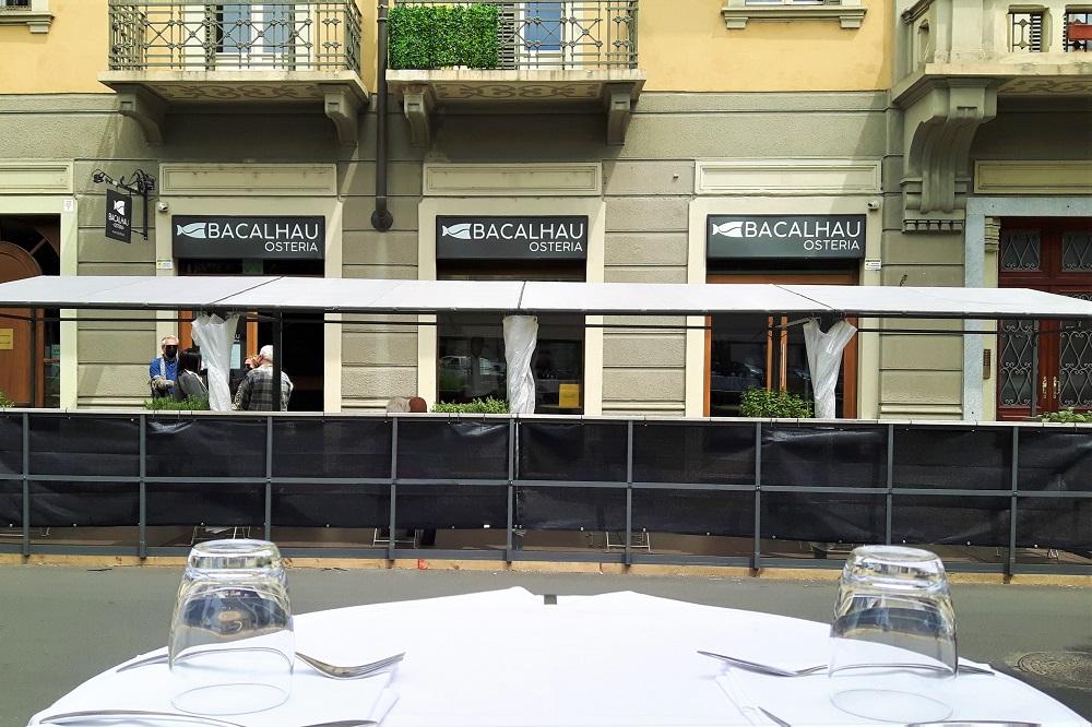 Bacalhau Osteria. Credits: Ph. Andrea Di Bella