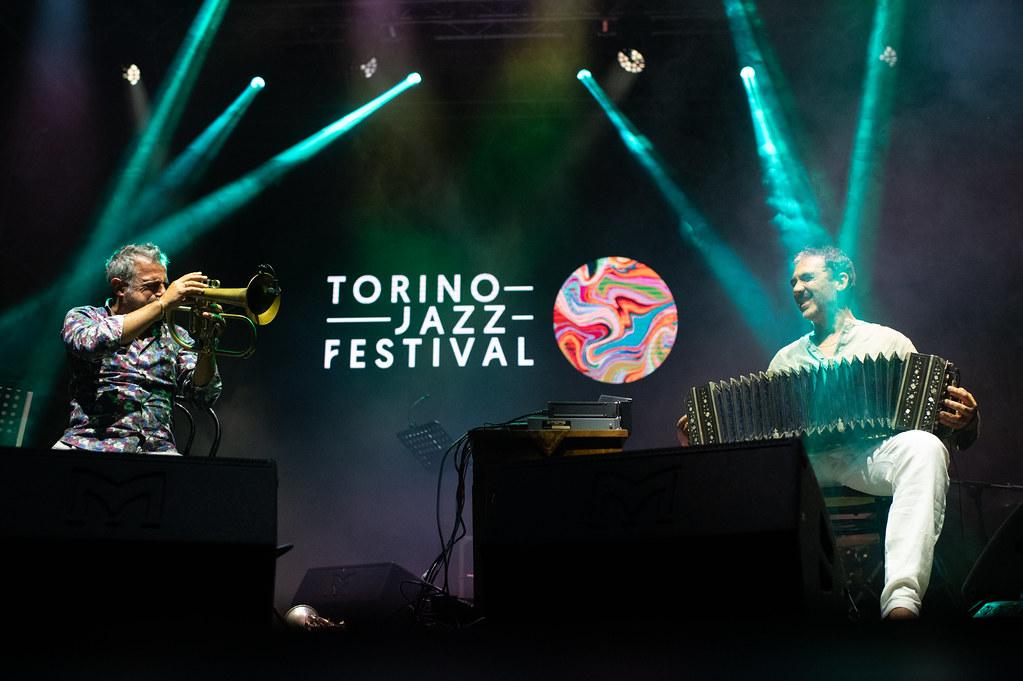 27.08.20 TJF Paolo Fresu Daniele Di Bonaventura CBS Trio