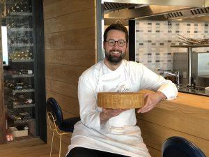 Chef Giacomo Sacchetto - Ristorante La Cru